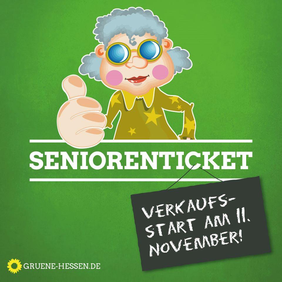 Über 5000 Griesheimer Senioren können zum 1.1.2020 Fahrt im ÖPNV aufnehmen
