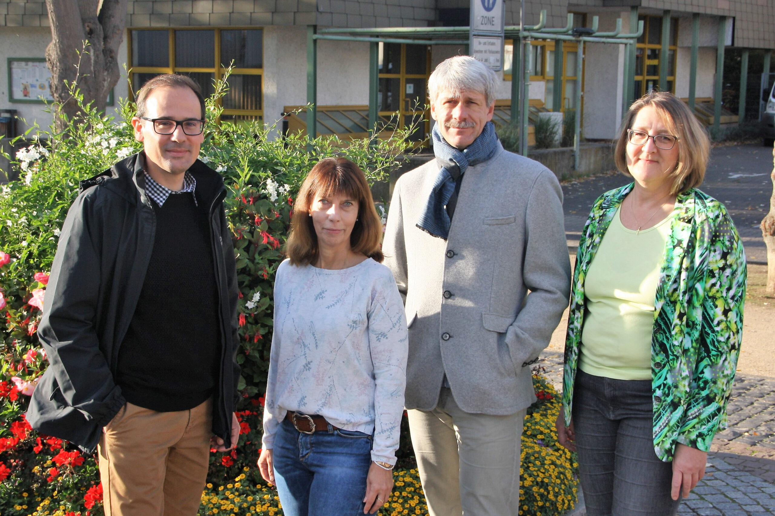 Starkes Griesheimer Team auf GRÜNER Kreistagsliste