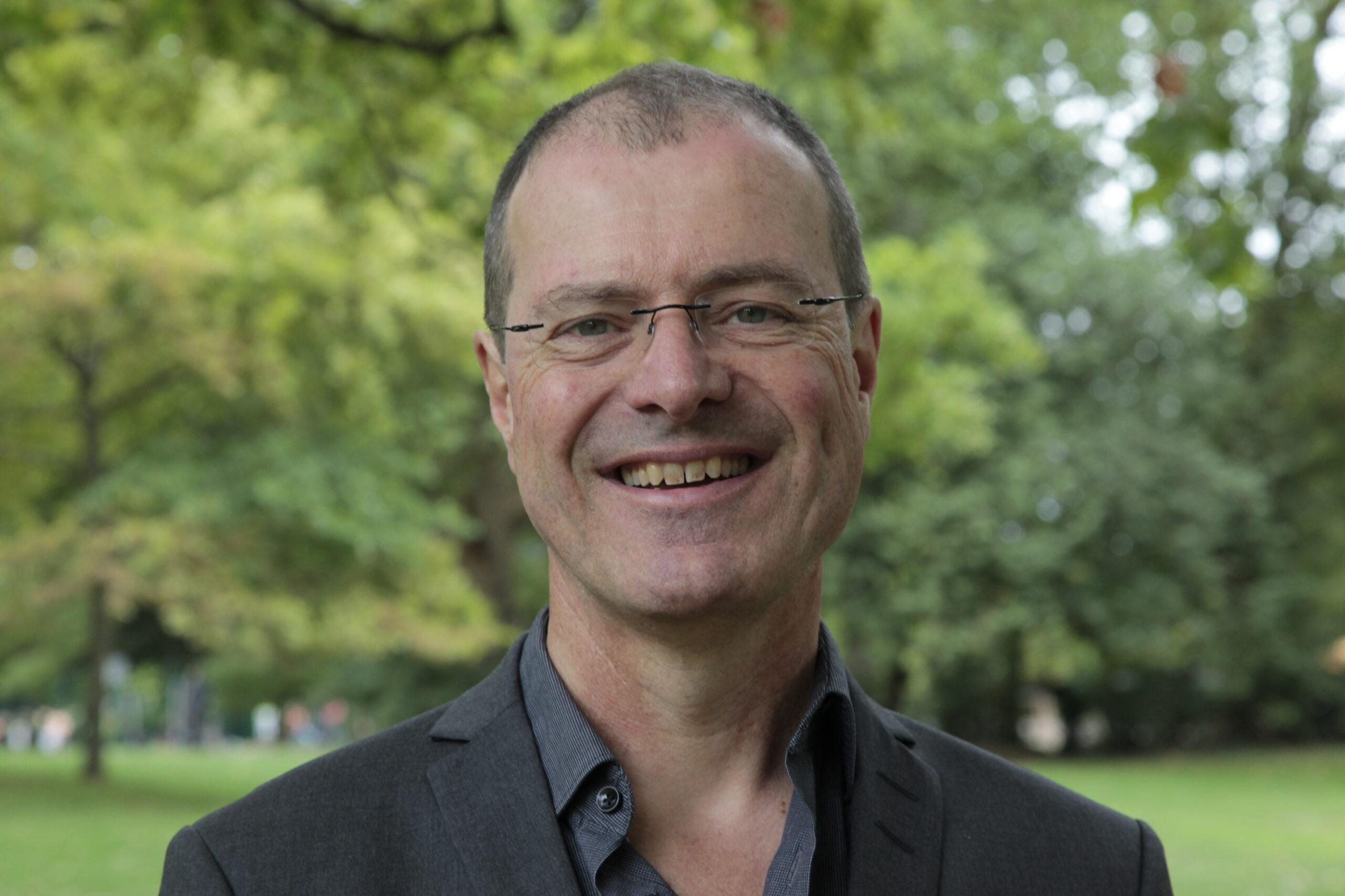 Robert Ahrnt tritt für die GRÜNEN zur Landratswahl an