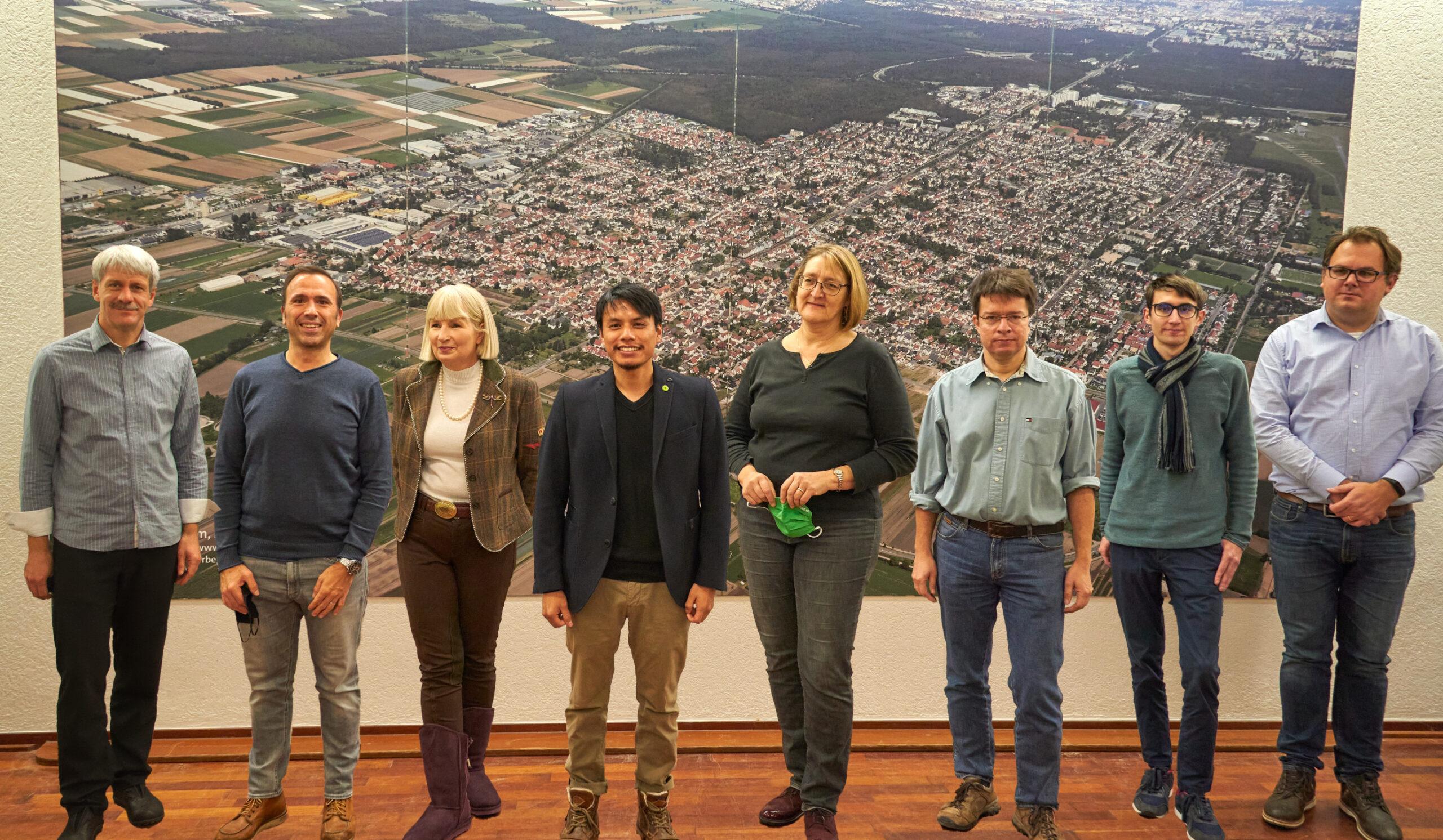 Griesheimer GRÜNE starten optimistisch in die Kommunalwahl