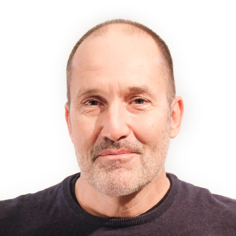 Florian Fasshauer Portrait