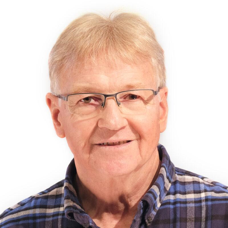 Werner Grimm Portrait